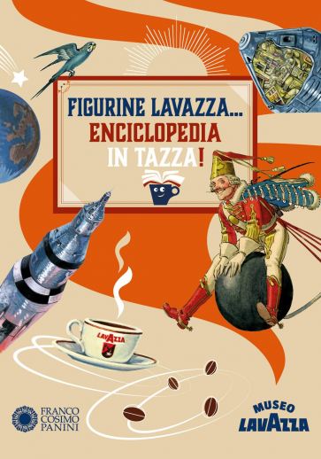 Figurine Lavazza... Enciclopedia in tazza