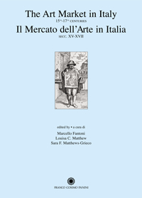 The Art Market in Italy 15th-17th centuries
