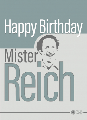 Happy Birthday Mister Reich