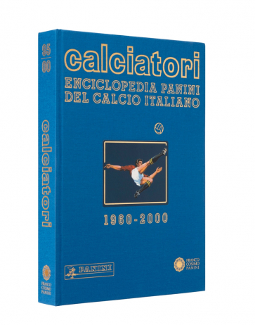 Enciclopedia del Calcio 8° Volume (95-00)